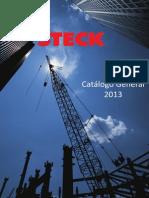 Catálogo STECK 2013