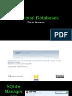 Python SQL Database