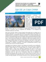 La Paradoja de La Caja China