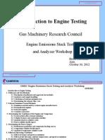 EESTA Intro to Engine Testing 2012-1
