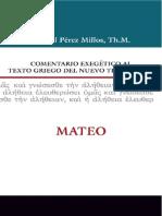 Comentario Exegetico Al Texto g Perez Millos Samuel