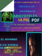 ARISTOTELES LA POLITICA.ppt