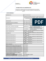 Informe de Administración Fin de Contrato El Tambo2