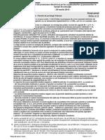 DREPT PENAL-P. Tribunal-Proba Practica-grila Nr. 3