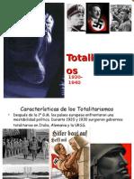 Totalitarismos