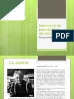 Seminario de Psicoanc3a1lisis de Nic3b1os i Dolto