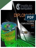 Diplomado Dinámica de Fluidos Computacional