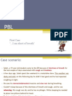 PBL Case 1