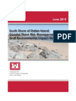 South Shore of Staten Island Coastal Storm Risk Management Feasibility Study