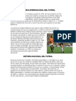 Historia Internacional Del Futbo1