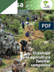 El Paisaje y La Agricultura Familiar