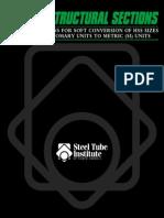Hollow Steel Conversion Brochure