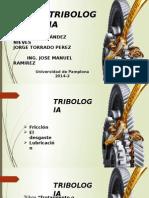 Tribologia Friccion Desgaste y Lubricacion