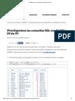 ¡Practiquemos Las Consultas SQL Con MySQL! (III de IV)