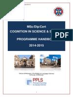 MSc CSS Handbook