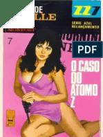 007 O Caso Do Atomo Z
