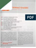 Tiroide- Farmaci