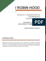 Caso Robín Hood