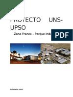 Zona Franca Parque Industrial