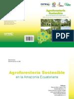 Agrof Sost Amazonia Ecuador (3)2014
