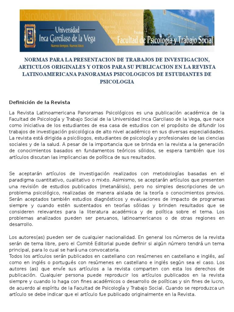 Anticuado Plantilla De Propuesta De Investigación Psicológica ...