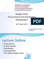 Global Supply Chain Procuerment & Distribution.ppt