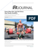 CFJ Bell Deadlift