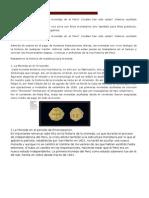 Historia de La Moneda en El Perú