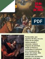 Dom Pentecostes 2015
