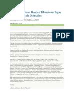 13.06.2015  Asegura Mariana Benítez Tiburcio un lugar en la Cámara de Diputados.docx
