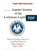 2015 Legislative Session WRAP June 12