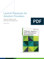 VMware vSphere with Operations Management Launch Playbook.pdf