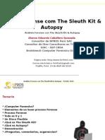 Forense - Manual Autopsy FLISON