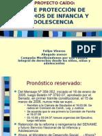 2011 Proyecto Proteccion Derechos Infancia