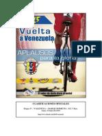 e4 Vuelta Ciclista a Venezuela #Vven15