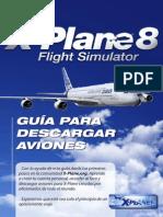 FX Interactive - Guía Descarga X-PLANE 8