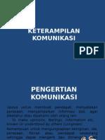 Materi Komunikasi Lpm-2011