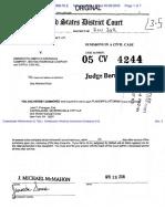 Cadwalader Wickersham & Taft v. Onebeacon America Insurance Company et al - Document No. 3