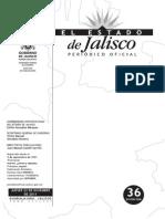 Ley de Ingresos Para El Municipio de Guadalajara 2012