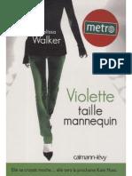 Walker - Violette - 01 - Violette Taille Mannequin