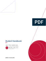 2015 Student Handbook 16 January 2015