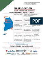 Revised - Destination Schedule 2015 Contents 02