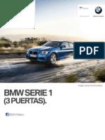 Ficha Tecnica Bmw 118i (3 Puertas) Sport Line Manual 2015