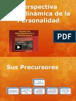 Teoría psicodinámica (presentación)