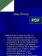 Caso Clínico BTD