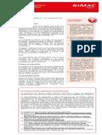 Boletin N 08 El Uso Del Asbesto y Su Regulaci n en El Per