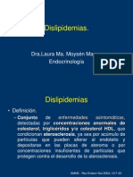 Diagnóstico y Tratamiento de Las Dislipidemias[2]