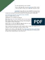 Đăng Ký Gói S10 Viettel Nhận 500 SMS Chỉ Với 10