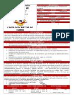 Carta Descriptiva Com-2