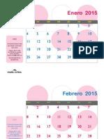 Calendario Mes Por Mes